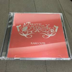 CD+DVD Bullet For My Valentine Rare Cuts limited Edition 国内盤 帯付 ブレット・フォー・マイ・バレンタイン