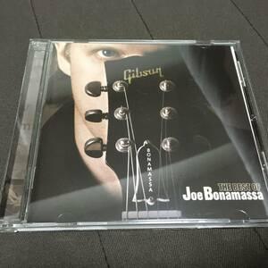 Joe Bonamassa The Best Of 国内盤 帯付 ジョー・ボナマッサ ベスト