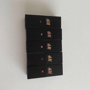 口紅 リップスティック H &M 5色セット