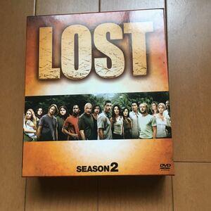 DVD  LOST season 2 vol.1-14 DVD