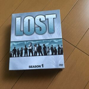 DVD  LOST season1