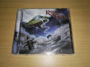 CD「Ring of Fire/リング・オブ・ファイア」ラプス・オブ・リアリティ
