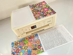 ★EPSON PX-503A エプソン インクジェット複合機 プリンター カラリオ colorio WiFi USB 有線 無線LAN SD おまけインク付き 管理A87