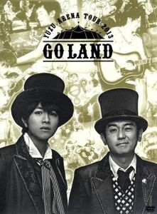 LIVE FILMS GO LAND/ゆず