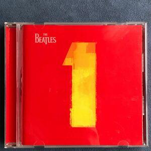 洋楽CD・ビートルズ「THE BEATLES 1」ベスト盤