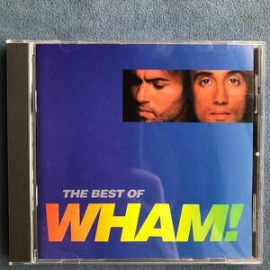 洋楽CD・ワム「WHAM!」THE BEST・輸入盤