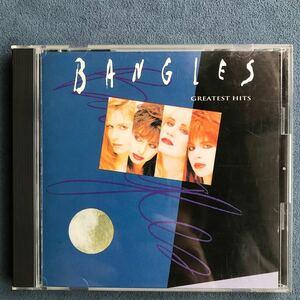洋楽CD・バングルス「グレイテスト・ヒッツ」