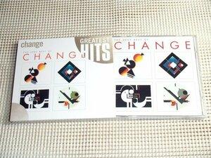 廃盤 Change チェンジ The Very Best Of Change / Rhino / 80s disco ブギー 実力派 Turn On Your Radio 等収録良質ベスト Luther Vandross