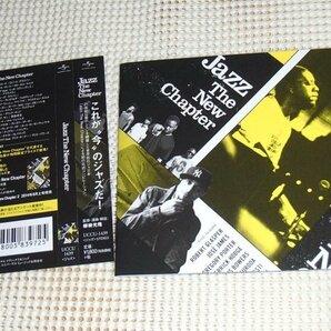 Jazz The New Chapter / 現行 新世代 ジャズ 良質コンピ Robert Glasper Lionel Loueke Brian Blade 黒田卓也 Jose James Kris Bowers 等