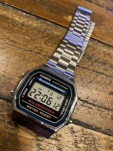 CASIO チープカシオ デジタル腕時計 カシオ