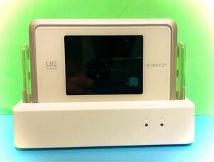 WX03 UQ WiMAX NEC モバイルルーター ポケットWiFi クレードル付き NAD33PUU ワイマックス WiMAX