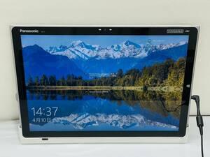☆Panasonic☆一体型タブレットPC/FZ-Y1CAAAZBJ/4K/Win10/WPSオフィス付き/core i5 5世代/SSD512GB搭載/メモリ8GB/20型/中古/PC/P245