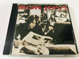 【CD】BON JOVI - CROSS ROAD / ボンジョヴィ - クロスロード 国内盤 PHCR-1300
