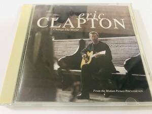 【CD】Eric Clapton - Change The World / エリック・クラプトン - チェンジ・ザ・ワールド 国内盤 WPCR-810