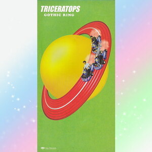 TRICERATOPS トライセラトップス GOTHIC RING シングル CD 8cm