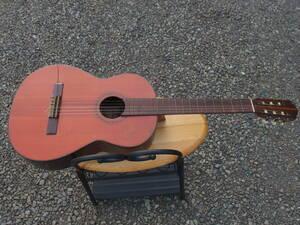 【1Ma14 O】DINALU GUITAR/木曽鈴木製 No.20 日本製 クラシックギター ビンテージギター