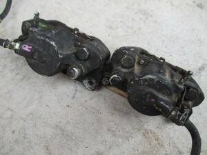 ◆サバンナRX-3フロントブレーキキャリパー左右セット