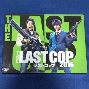 TVドラマ THE LAST COP ラストコップ2016 Blu-ray BOX