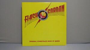 国内盤LP◇クイーン(QUEEN)ー FLASH GORDON(オリジナルサウンドトラック)