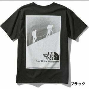 バックプリント 半袖 Tシャツ THE NORTH FACE ザ・ノースフェイス アルパイン nt32048 ビッグロゴ