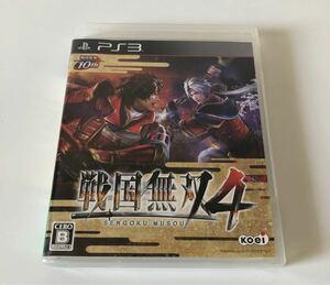 戦国無双4 PS3 ゲームソフト 通常版