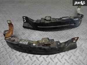 ホンダ純正 HA6 HA7 アクティ トラック ヘッドライト ヘッドランプ ステー ブラケット 左右セット 棚2G12