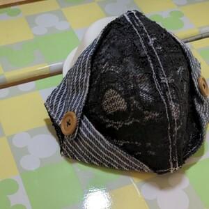 不織布マスクカバー