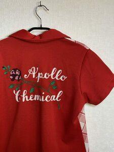 期間限定SALE!! 1970s キングルイ ボーリングシャツ レディースM程 赤 薔薇 ビンテージ