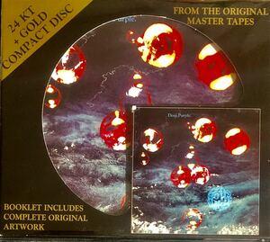 Audio Fidelity!高音質盤!DEEP PURPLE/ディープ・パープル/ WHO DO WE THINK WE ARE/ 2005年