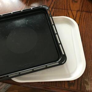 オーブンレンジ 天板 (オーブン角皿 レンジ焼き角皿 計2点)                 サンヨーEMO-FR10