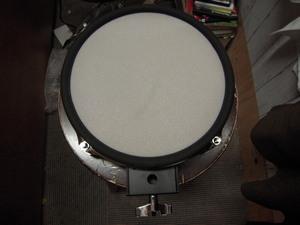 電子ドラム・タム・ジャンク品