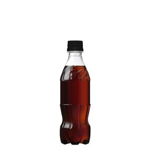 コカ・コーラ ゼロシュガー ラベルレス 350mlPET 24本 (24本×1ケース) PET ペットボトル 炭酸飲料 コカ・コーラ Coca-Cola【送料無料】