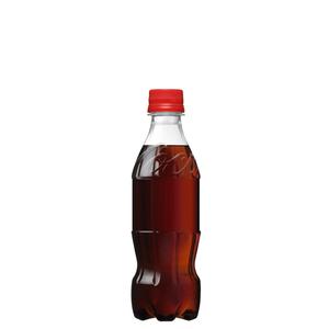 コカ・コーラ ラベルレス 350mlPET 24本 (24本×1ケース) PET ペットボトル 炭酸飲料 コカ・コーラ Coca-Cola【送料無料】