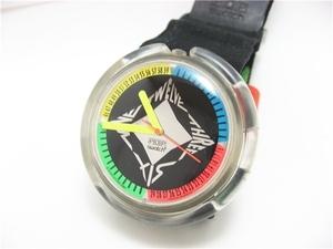 ◇SWATCH POP スウォッチ 4色/腕時計/動作品