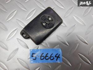 保証付 トヨタ純正 NCP100 NCP105 ラクティス キーレス リモコンキー スマートキー カギ 鍵 キー 即納