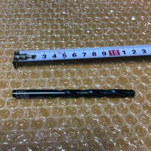 ナチ Φ7.3mm ドリル 刃 ハイス HSS スタンダード SD NACHI 不二越 穴あけ ストレート シャンク 7.3 鉄工用 1本 未使用品 送料無料