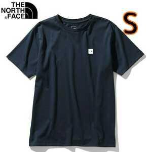 【新品・即決・送料無料】THE NORTH FACE ザノースフェイス 半袖Tシャツ small box logo ネイビー NT32052