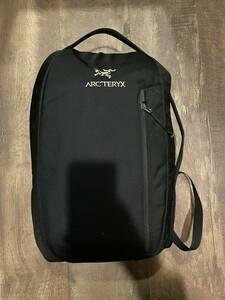 《送料込み》ARC'TERYX アークテリクス Blade15 リュック バッグ バックパック カバン ブラック メンズ レディース アウトドア ビジネス