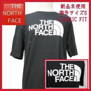 THE NORTH FACE ロゴTシャツ Tee BLACK Half DOME ザノースフェイス ノースフェイス