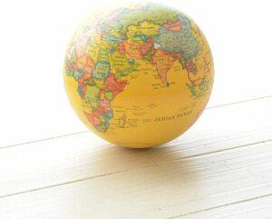 ROTARY GLOBE 回転地球儀 地球儀 海外 地図 地球グッズ 海外旅行 インテリア 国内旅行 地球インテリア 地球儀回転 室内インテリア小物