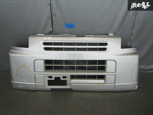 ^ selling out Suzuki original DA64V Every Every van front bumper silver group 7171-68H0 immediate payment with translation