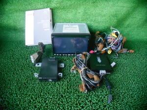 日産 純正 HDDナビ クラリオン XME-HD1100D 2012-13年地図データ フルセグ DVD/CD ETC付 【8112 3-1520】