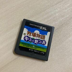 牧場物語 DSソフト