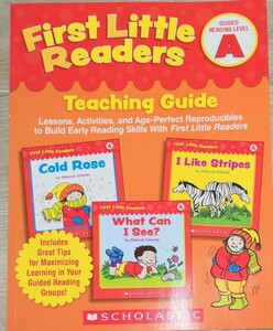 First Little Readers AのTeaching Guide