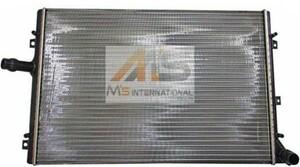 【M's】アウディ TT/TTS (11y-14y)A3/S3(09y-13y)ラジエター 純正OEM品 ラジエーター VW AUDI 1K0-121-251DM 1K0121251DM