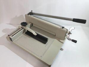 cutter paper cutter A4 DS-858 Daishin commercial firm