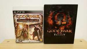 PS3ソフト GOD OF WAR ゴッド・オブ・ウォー シリーズ3本セット