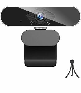 新品 ウェブカメラ フルHD 1080P 高画質 200万画素 webカメラ マイク付