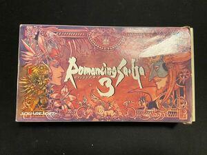 SFC ロマンシングサガ3 スーパーファミコン