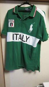 送料無料 ラルフローレン ビッグポニー ポロシャツ イタリア